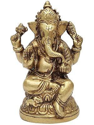 Small Blessing Ganesha