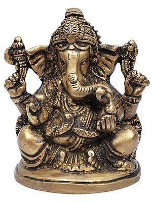 Bhagawan Ganesha (Small Statue)