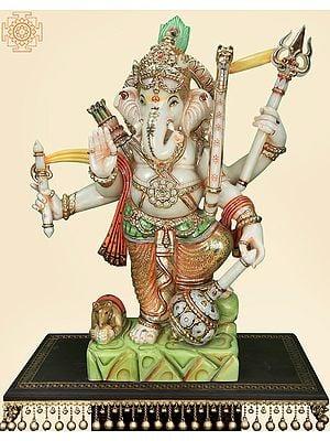 Large Rakshak Lord Ganesha