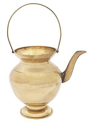 Brass Kamandalu