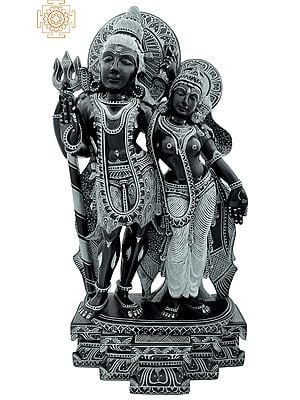 Bhagawan Shiva and Devi Parvati