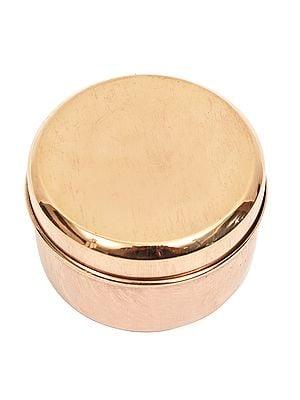 Small Copper Box