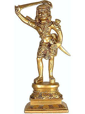 A Marwari Warrior Ramadeva
