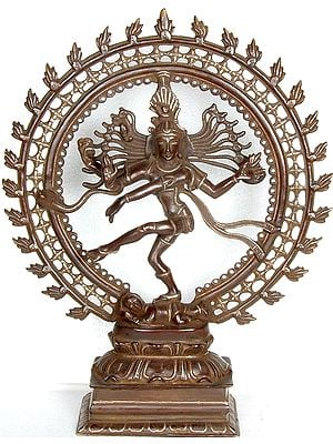 Anandatandava - The Dance of Absolute Bliss