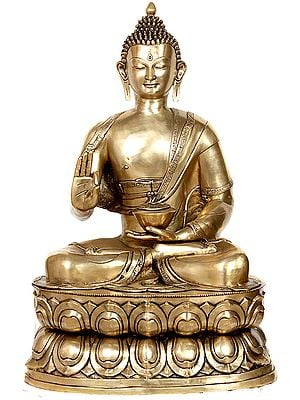 Large Size Buddha, The Universal Teacher