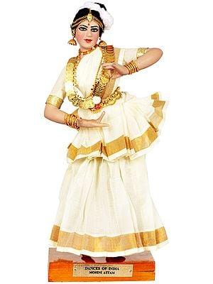 The Confident Gaze Of The Enchantress, The Mohiniattam Dancer (Dances Of India)