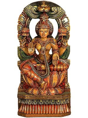 Chaturbhuja Goddess Lakshmi