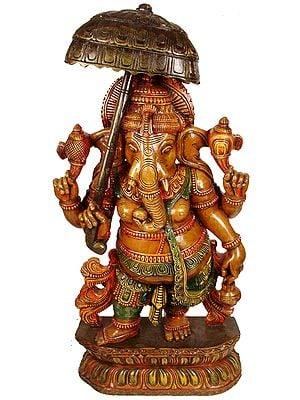 Chhatrapati Ganesha