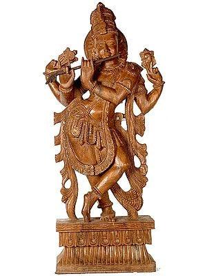 Cosmic Krishna