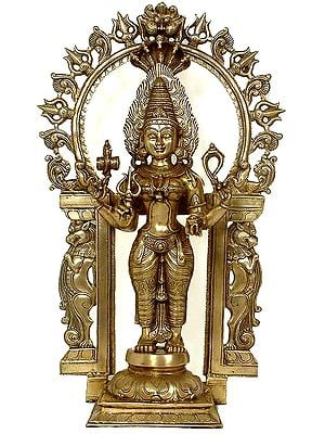 Large Size South Indian Goddess Mariamman