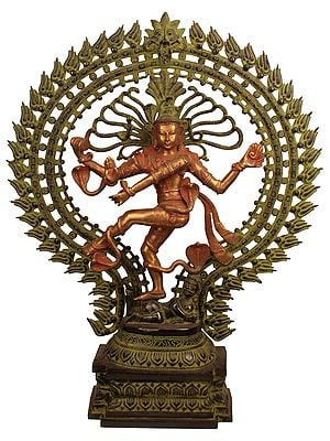 Large Size Nataraja - The King of Dancers