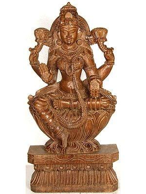 Four-Armed Goddess Lakshmi