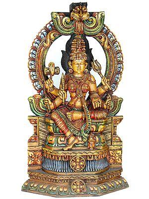 Mari-Amma: The South Indian Transform of Goddess Durga