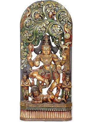 Lord Shiva: Nataraja or Nratya Dakshinamurti