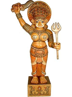 Protector Deity of South India