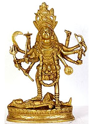 Goddess Kali