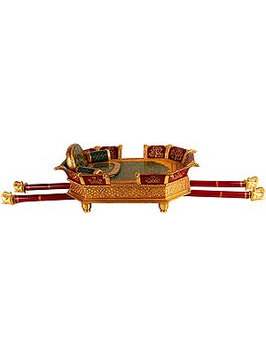 Palanquin for Your Beloved Deity