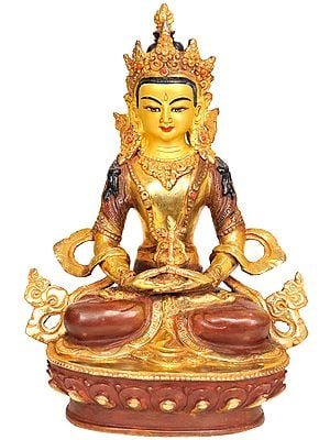 (Tibetan Buddhist Deity) Amitayus - Buddha of Long Life