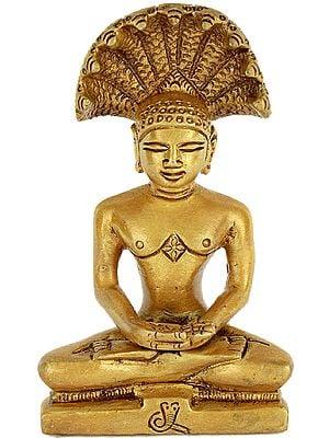 First Jain Tirthankara Adinatha or Rishabha Deva