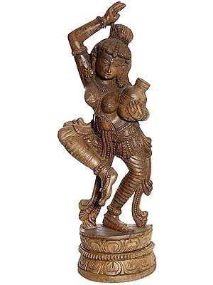 Dancing Apsara