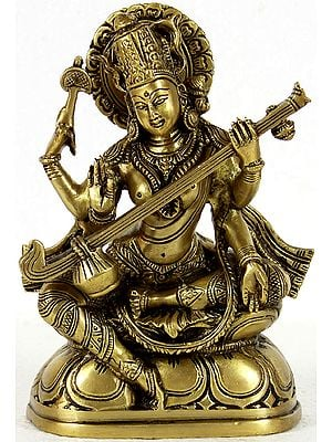 Saraswati - Goddess of Knowledge and Arts