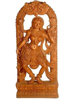 Temple Devadasi