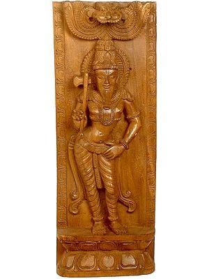 The Ten Incarnations of Vishnu: Parashurama Avatara (Annihilator of the Race of Kshatriyas)