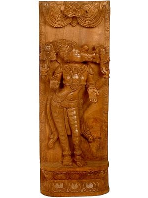 The Ten Incarnations of Vishnu (Varaha Avatara)