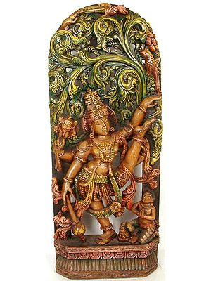 Trivikrama: Vishnu in His Incarnation as Vamana