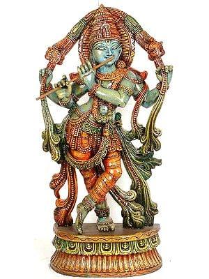 Venugopal (Fluting Krishna)