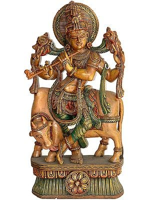 Venugopala with His Cow