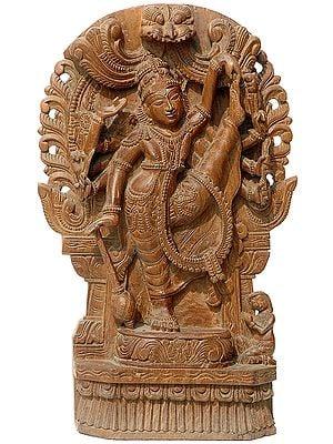 Vishnu Trivikrama (Vamana Incarnation)