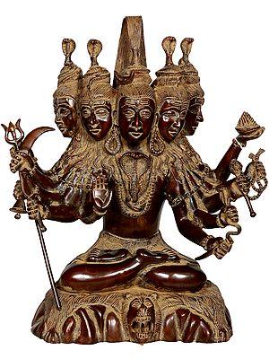Sadashiva (Five-Headed Shiva)