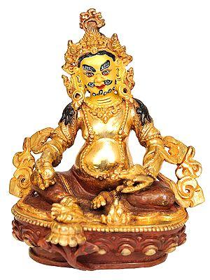 Kubera - God of Wealth (Tibetan Buddhist Deity)