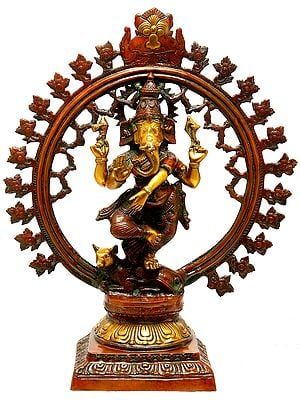 Large Size Ganesha - The Son of Nataraja