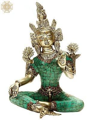 Tibetan Buddhist Deity- Goddess Green Tara