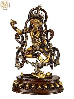 Tibetan Buddhist Deity- Goddess VajraDakini