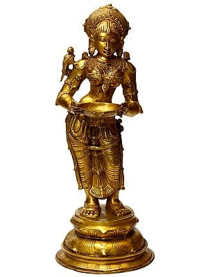 Deeplakshmi - Goddess of Prosperity