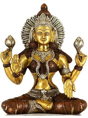 Lakshmi - Goddess of Fortune and Prosperity