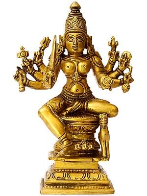 South Indian Goddess Durga - Mariamman