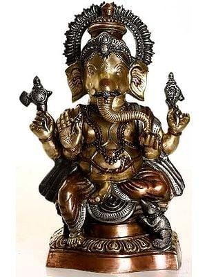 Ekadanta Ganesha