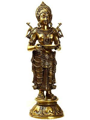 Goddess Deeplakshmi