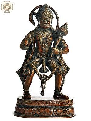 Mighty Hanuman - The Trusted Guard of Lord Rama