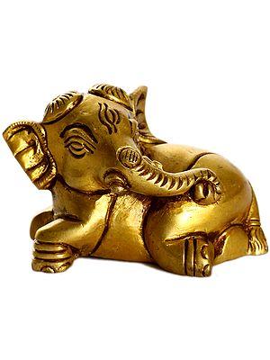 Baby Ganesha