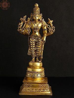 Eight Armed Standing  Vishnu