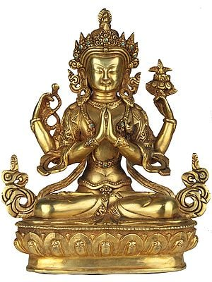 The Most Popular Buddhist Deity of Tibet
