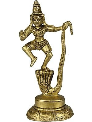Kaliya Vijaya Leela of Shri Krishna
