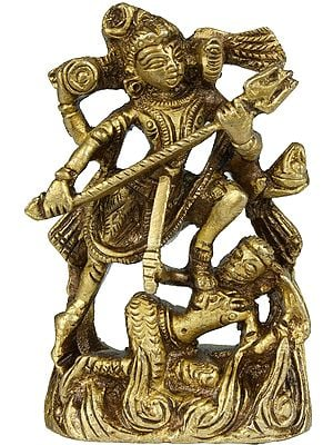 Andhakasuravadha Leela of Lord Shiva
