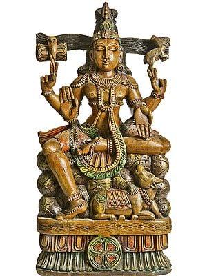 Mrigpani Shiva