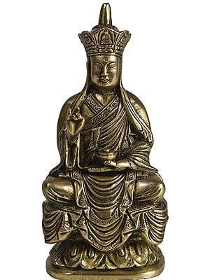 (Tibetan Buddhist Deity) Kshitigarbha Bodhisattva
